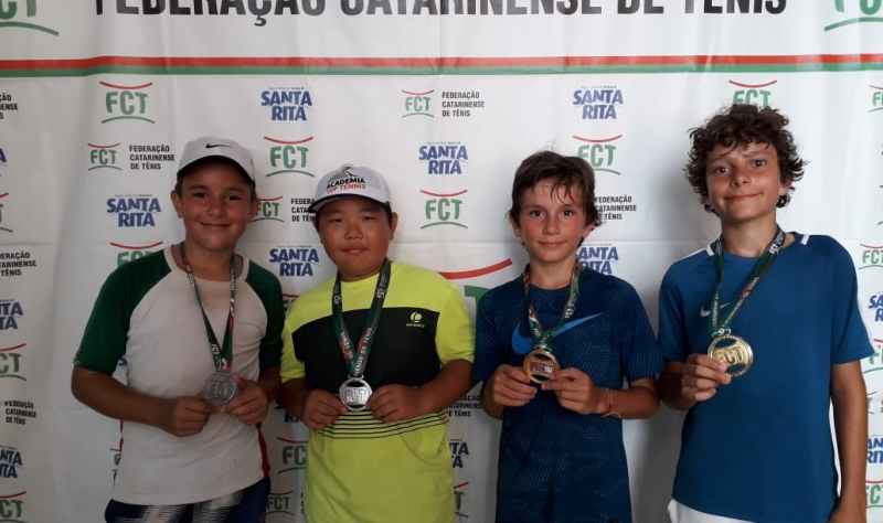 Foto Circuito Sul Brasileiro de Tênis 2019 - 3ª Etapa