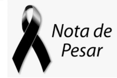 NOTA DE PESAR - JOÃO KIYOSHI OTUKI