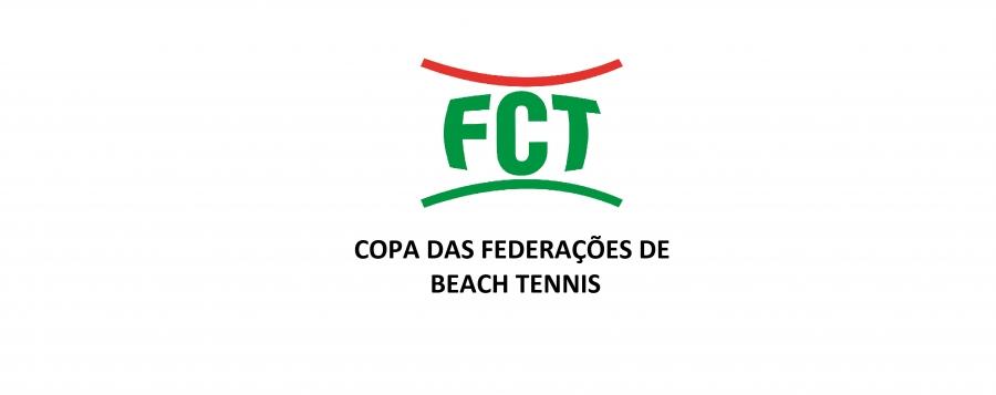 PRÉ LISTA DOS CONVOCADOS  COPA DAS FEDERAÇÕES DE BEACH TENNIS 2021